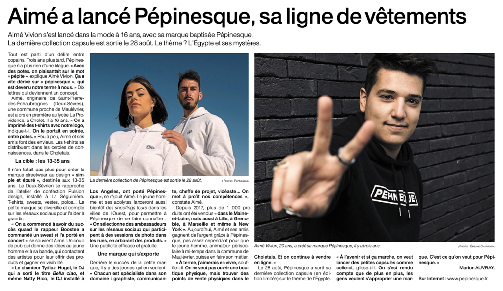 Ouest France 07-09-2020