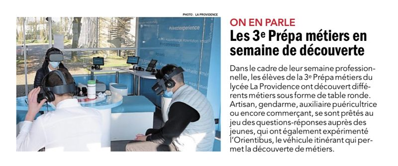 Ouest France 12-03-2021