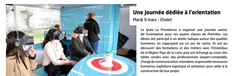 Synergences Hebdo n°576 - Du 24 au 30 mars 2021